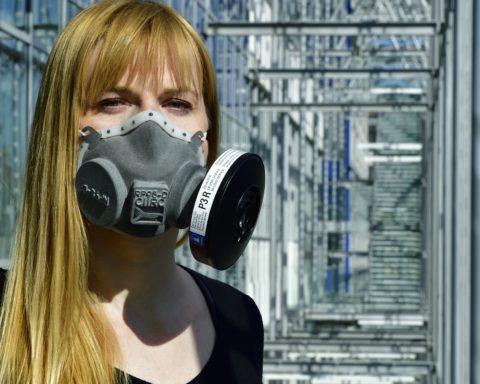 Respirator CIIRC RP95 Foto: Sejkot CIIRC CTU