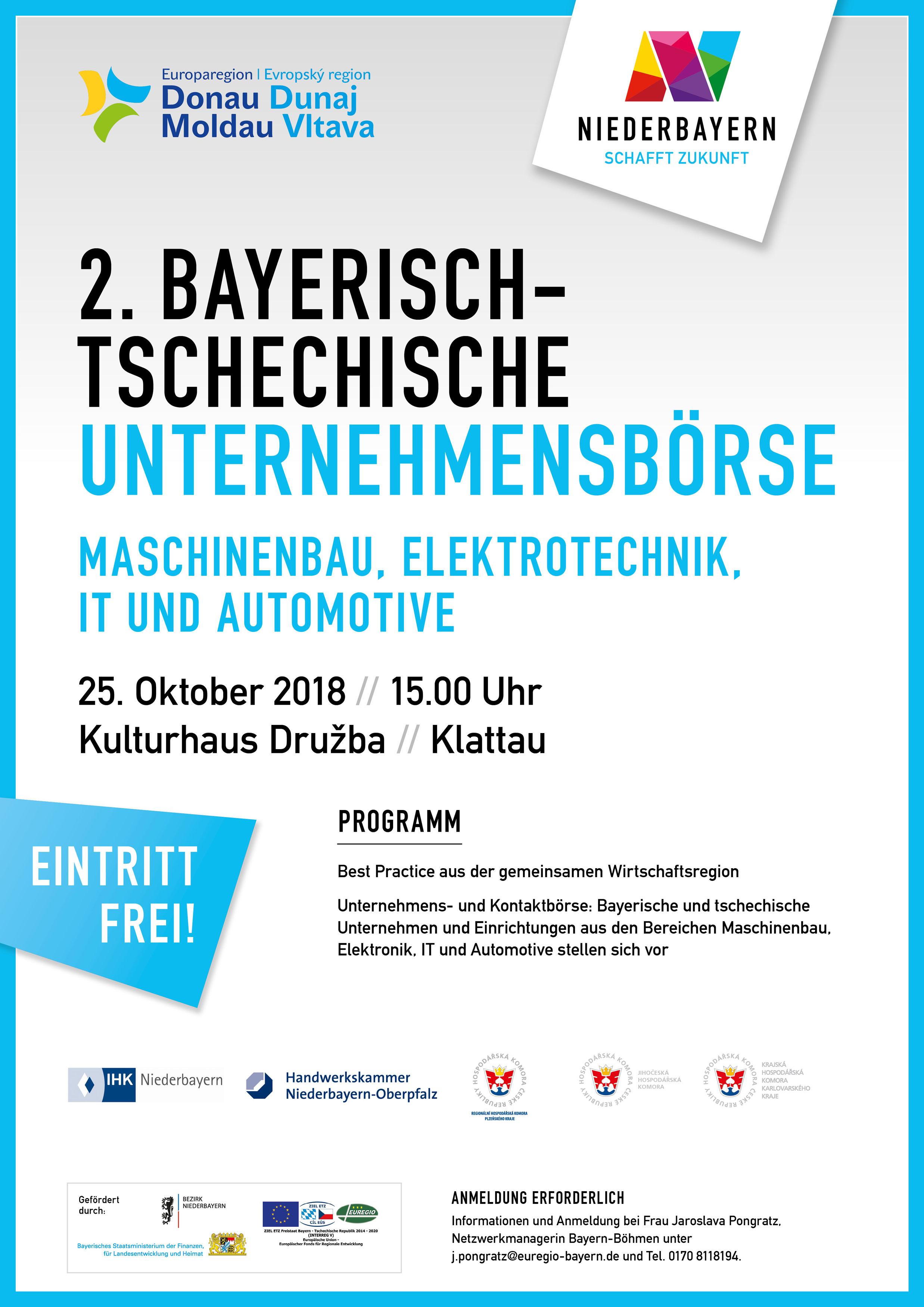 plakat-2-bayerisch-tschechische-unternehmensboerse
