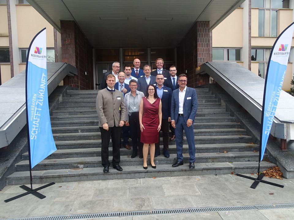 2. Bayerisch-Tschechische Unternehmensbörse - Veranstalter und Referenten